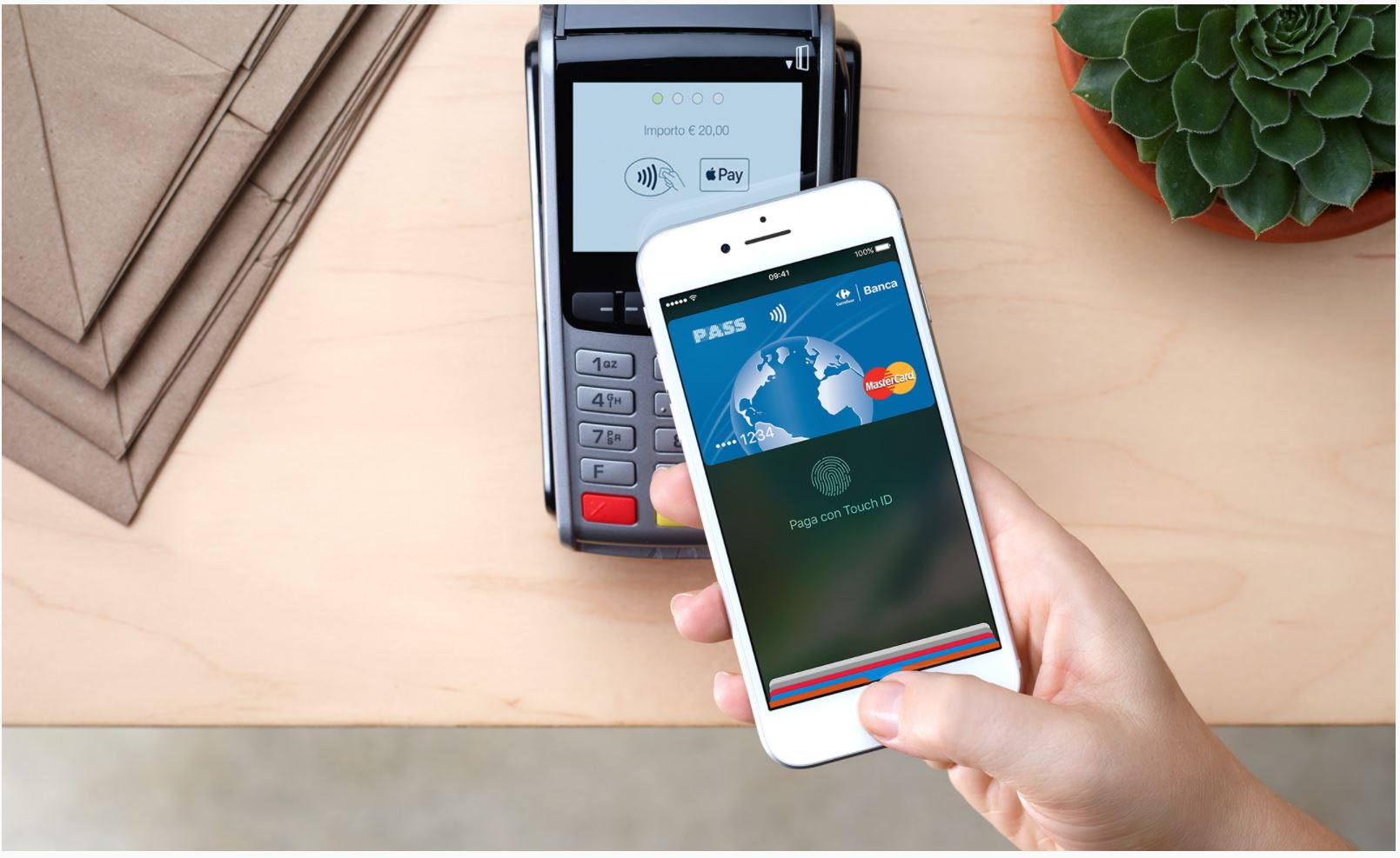Apple Pay è attivo 1