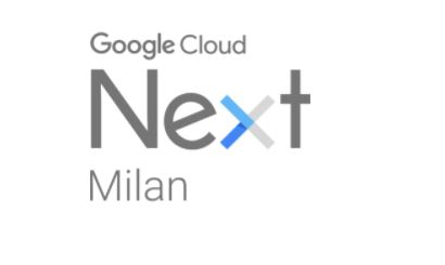 Google Cloud Next Milano