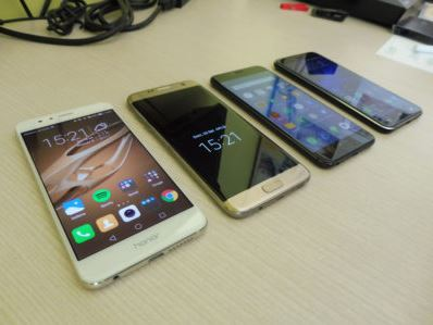 GALAXY S7 EDGE PROBLEMA DISPLAY PIXEL SPENTI