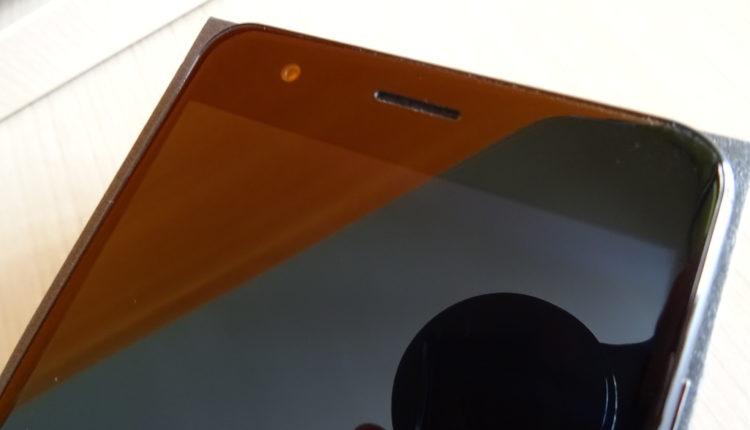 Zenfone Zoom S parte superiore
