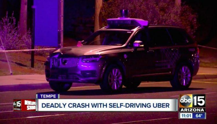 Uber Stop Test Ariziona