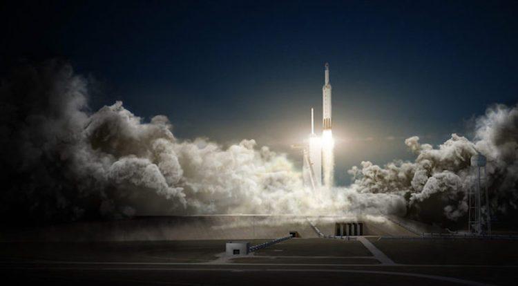 SpaceX Terra